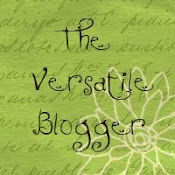 Award- The Versatile Blogger