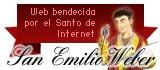 Web bendecida por San Emilio Weber