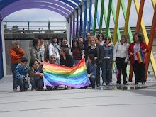TRÍBADAS en el puente de San Sebastián