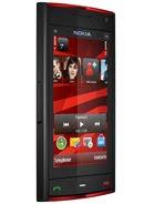 Spesifikasi Nokia X6