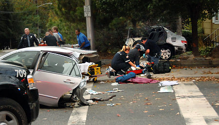 Texas Car Crash Killing Oklahoma Man