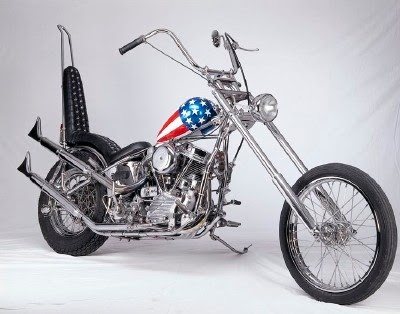 classic captain america chopper-#main
