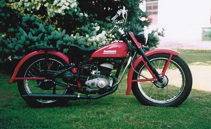 Barons Life  The Harley Hummer