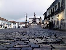 Praça Tiradentes-Ouro Preto