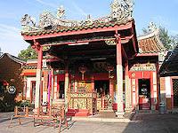 Snake Temple, Sungai Kluang, Penang