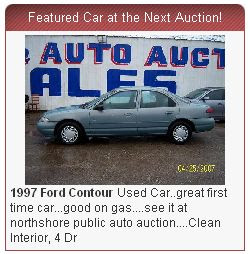 Chicago Used Car Auction