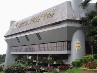 Dewan Jubli Perak, Sultan Abdul Aziz