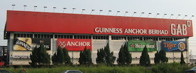 Guiness Anchor factory