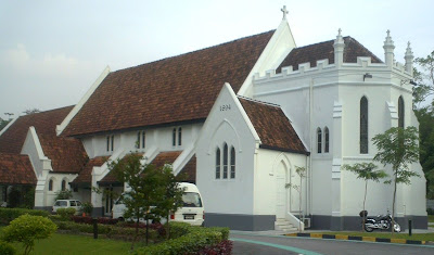 St. Mary Cathedral, Kuala Lumpur