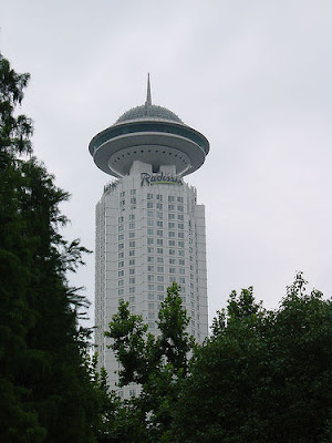 Radisson Hotel, Shanghai, China
