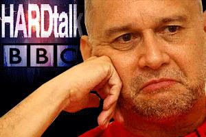 Raja Petra Kamarudin interview BBC News Hardtalk