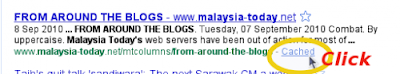 RPK's Malaysia Today From Around the Blogs cached