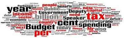 budget tax spending economy
