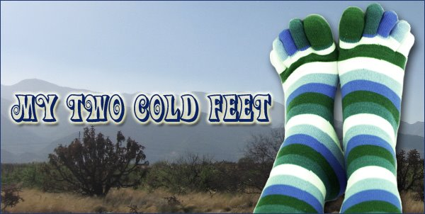 Two Cold Feet