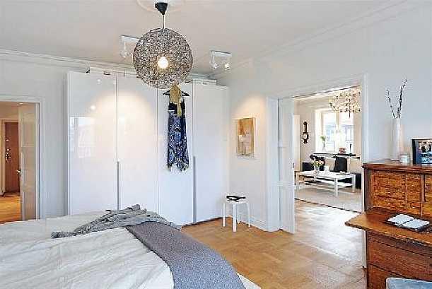 Scandinavian Style Interior Design On Scandinavian Interior Bedroom