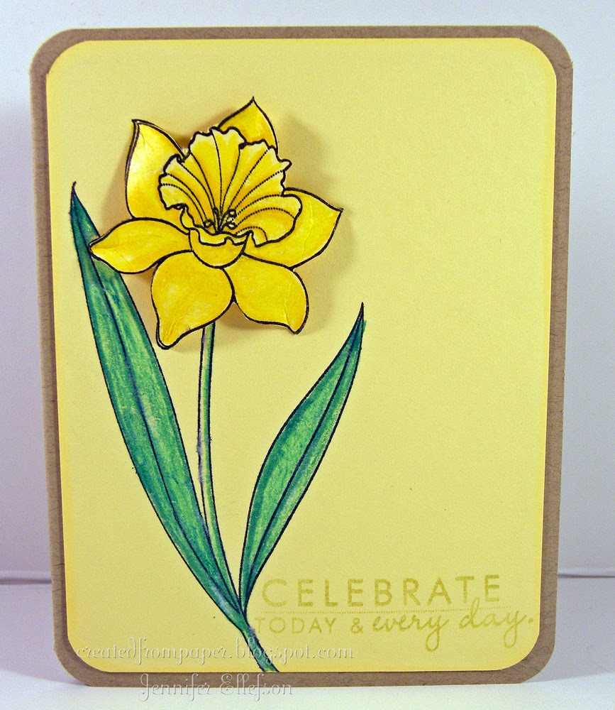 Gallery For gt Simple Daffodil Drawing