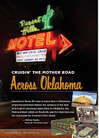 Sample page from Route 66: the ultimate road trip