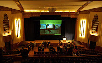The awards presentation was held in the Will Rogers High School auditorium.