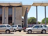 Stillwater National Bank headquarters in downtown Stillwater.