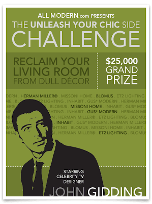 Enter to win a $25,000 home makeover!