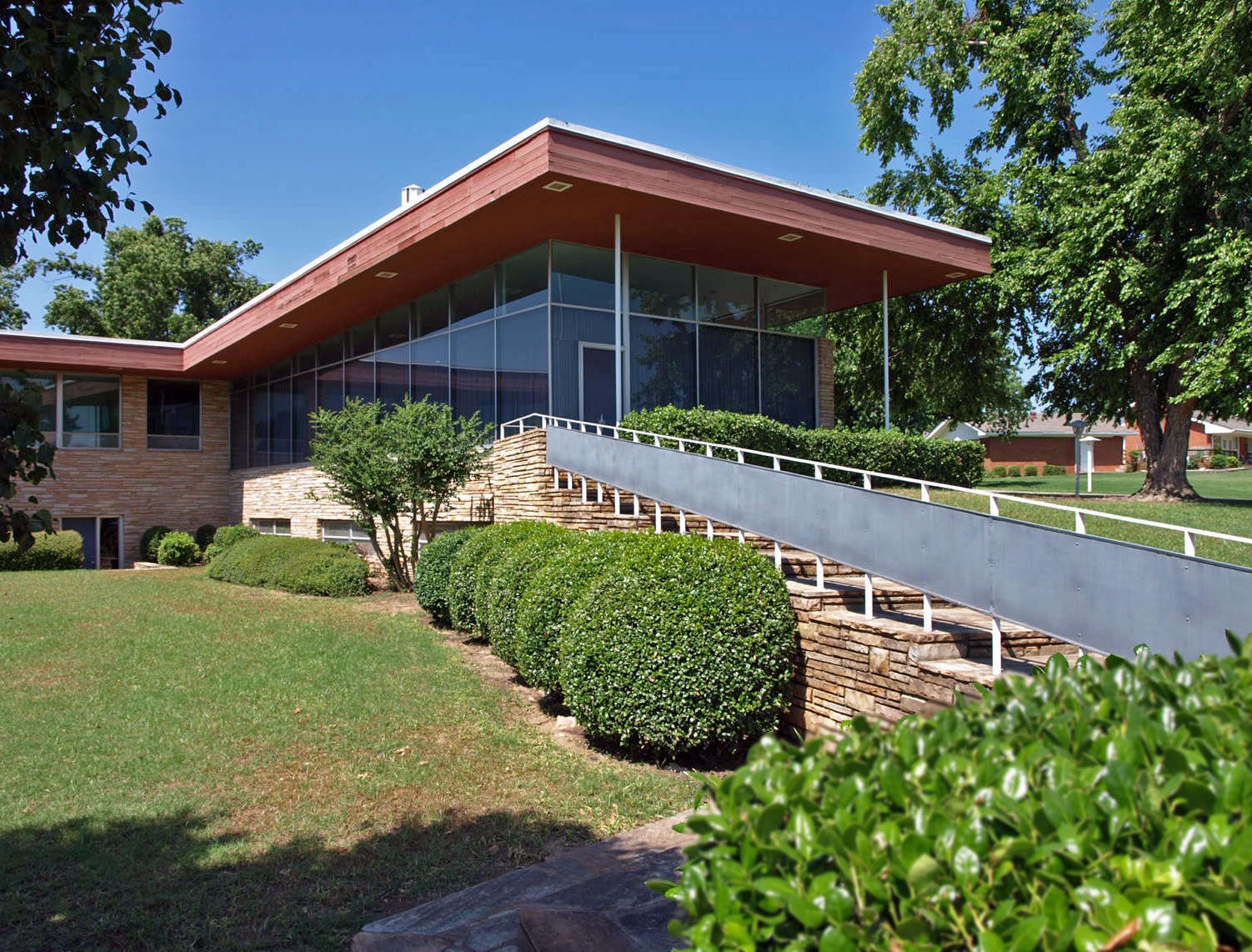 mid century modern homes for sale oklahoma city - home modern