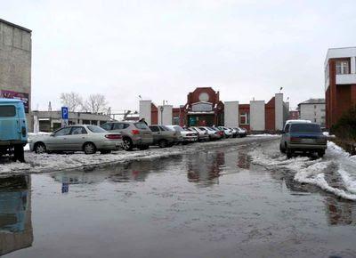 Камышлов 1 декабря 2009 года