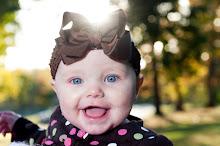 Sara Kate - 6 months