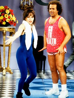 Susan Lucci: Fila Workout Clothing