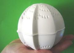 ÖKOBALL - Las bolas de lavar sin detergente. Aplicación del principio cientifico de las P. Cósmicas