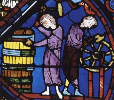 [Mestre+e+aprendiz+fabricando+tonéis,+catedral+de+Bourges.jpg]