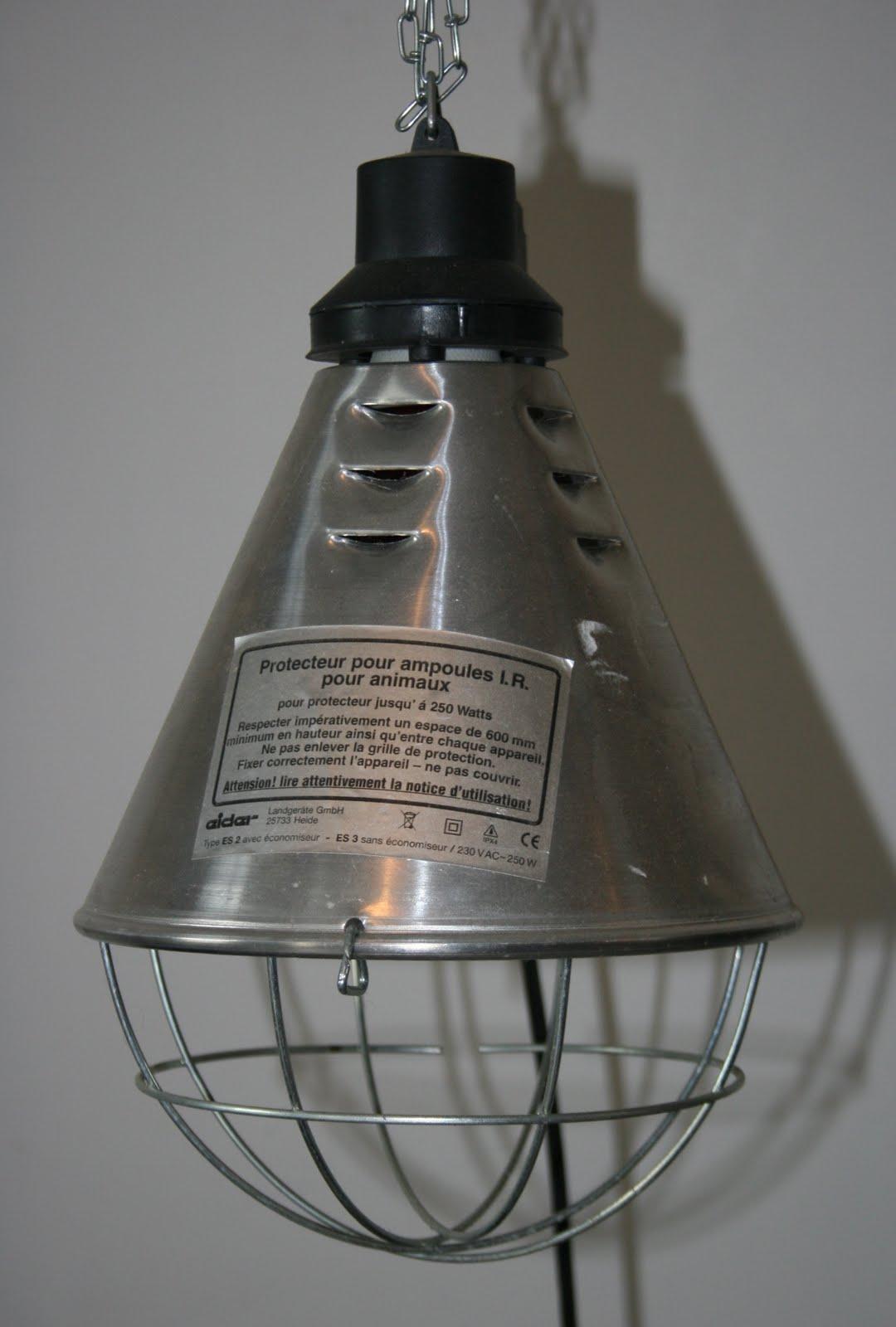 Barbet di amaretto nero v 39 la la lampe - Lampe chauffante chiot ...