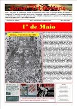 Jornal O LIBERTÁRIO/MAIO