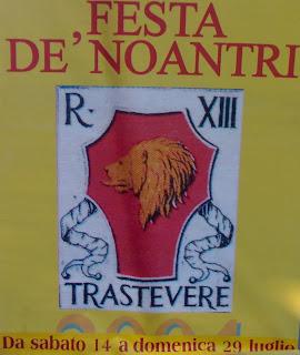 festa de noantri,trastevere, rome en images, rome, italie