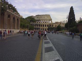 colisée, rome, italie, rome en images