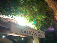Salotto 42, Rome, rome en images, italie, bars, H&M