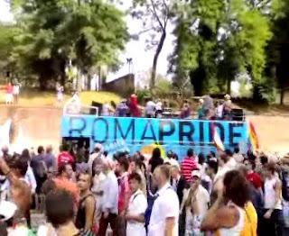 gay pride, roma pride, rome, rome en images, italie