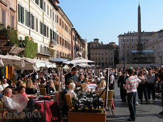 place navone, piazza navona,rome, rome en images, italie