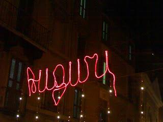jour de l'an, bonne année, rome, italie, rome en images