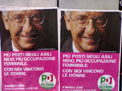 walter veltroni, parti démocrate, italie,rome en images