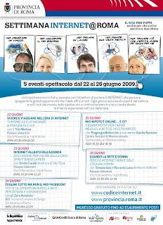 codice internet, italie, rome en images
