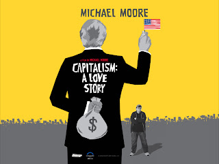 capitalism a love story, affiche film michale moore