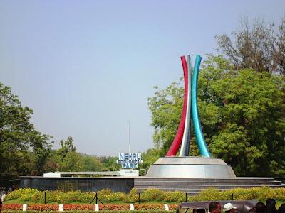 Nehru Zoological Park Entrance