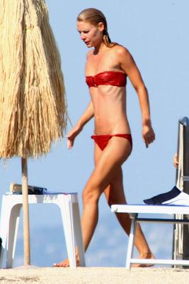 Claire Danes Bikini Photos