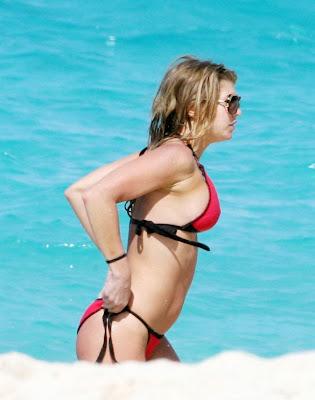 Red Bikini Fergie