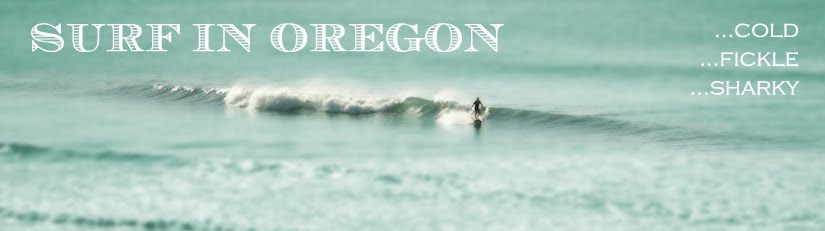Surf In Oregon