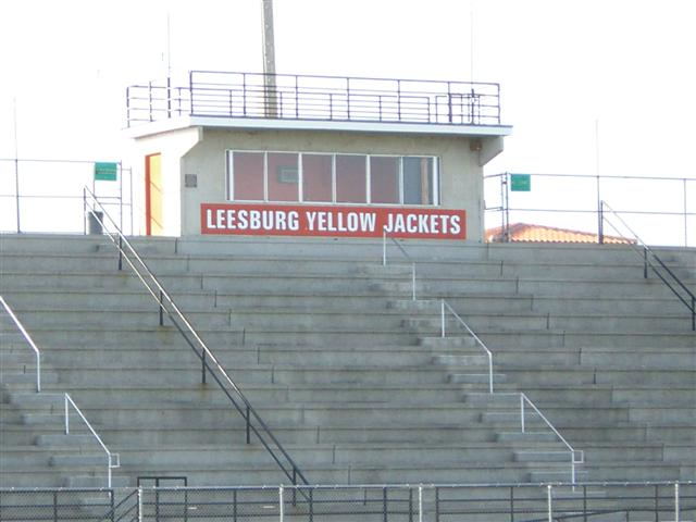 Leesburg Memorial Field at H.O. Dabney Stadium