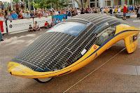 carro energia solar