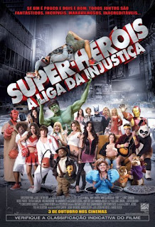 super-herois disaster movie