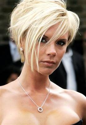victoria beckham blonde