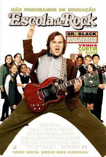 Filme Escola de Rock DVDRip RMVB Dublado